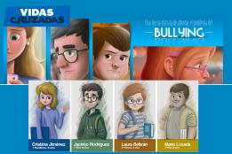Análisis Vidas Cruzadas Cómic Interactivo Bullying