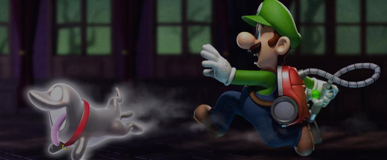 Análisis Luigi's Mansion