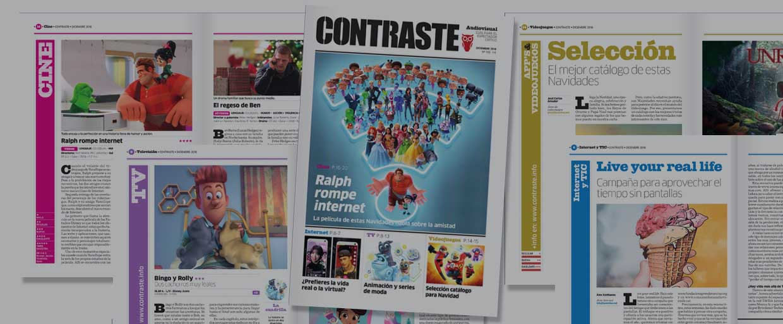 Revista Contraste diciembre