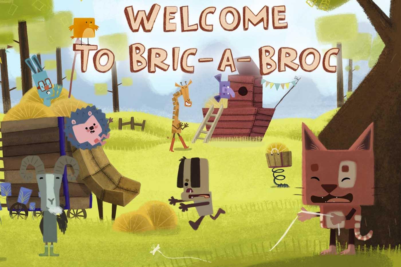 Crítica Bienvenidos a Bric a Broc