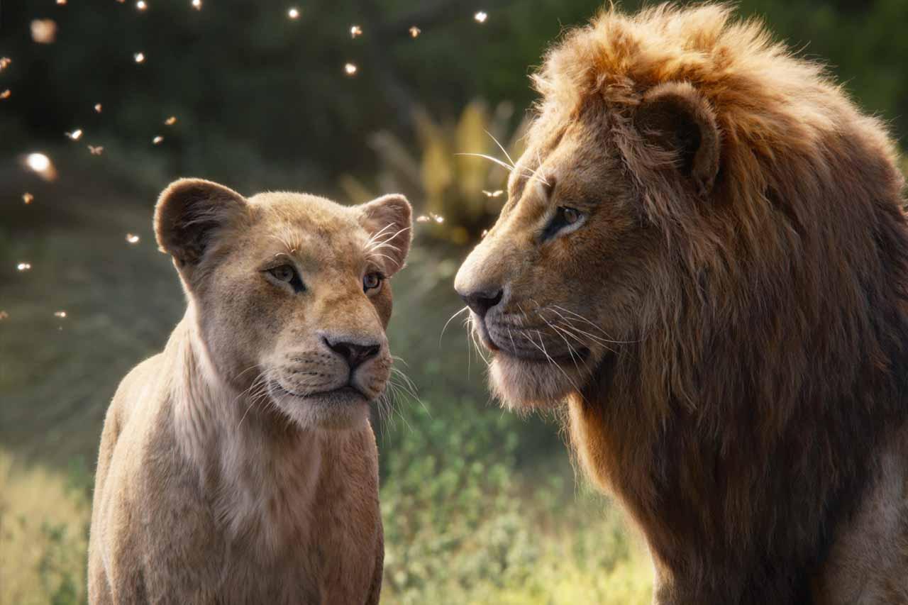 Crítica El rey león