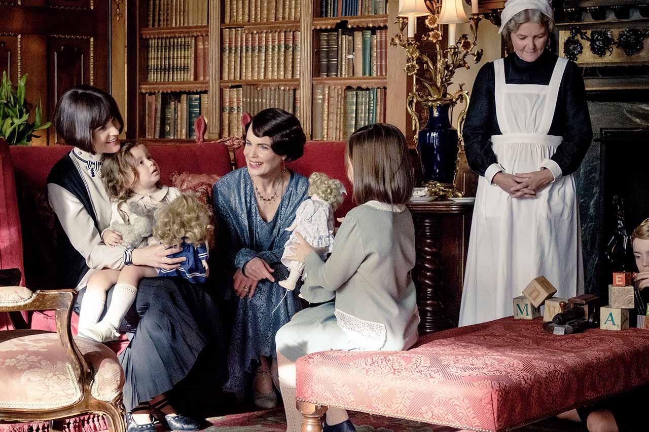 Crítica Downton Abbey