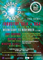 The Midi Music Company Presents 'Music Explosion' – Wednesday, November 23   Events