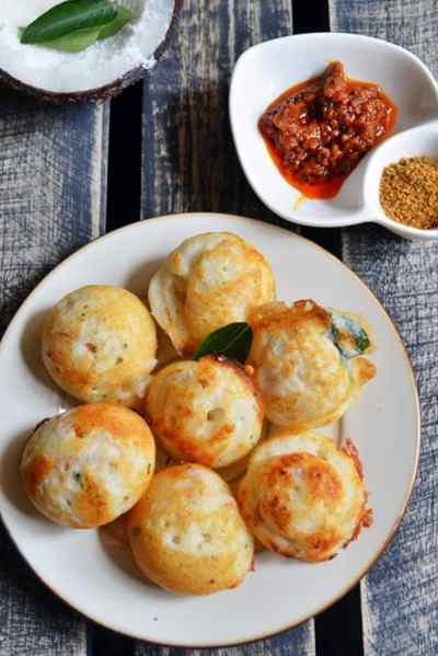 Kuzhi paniyaram recipe   Easy breakfast recipes