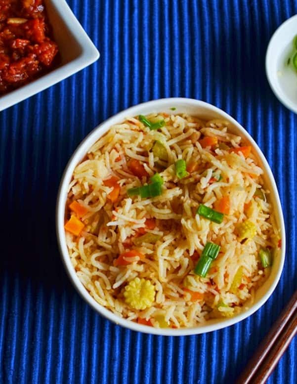 chicken fried rice recipe chinese videos