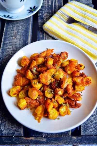 Baby corn roast recipe | Baby corn crispy fry recipe | How to make crispy baby corn fry