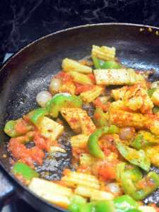 baby corn stir fry stepa