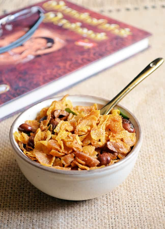 cornflakes mixture recipe c
