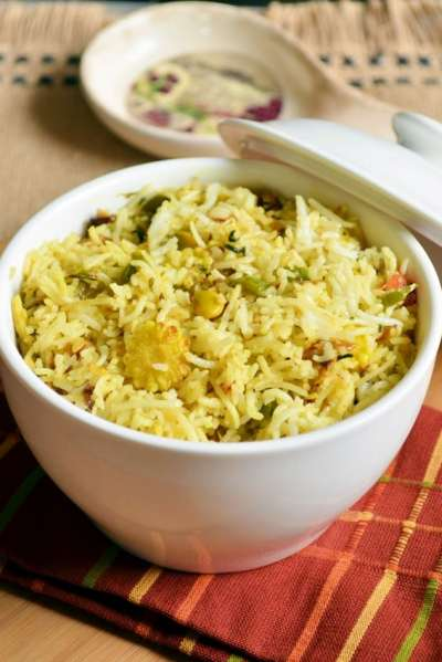 Double beans methi pulao recipe |Easy lunch box recipes