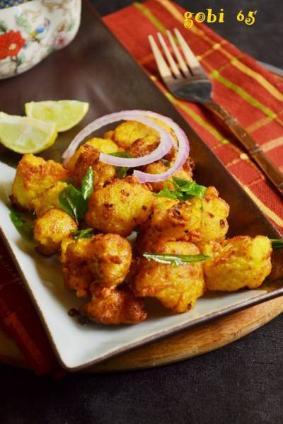 gobi 65 recipe,cauliflower 65 | How to make gobi 65