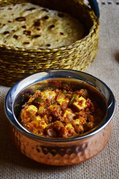 Paneer tawa masala recipe | Paneer recipes