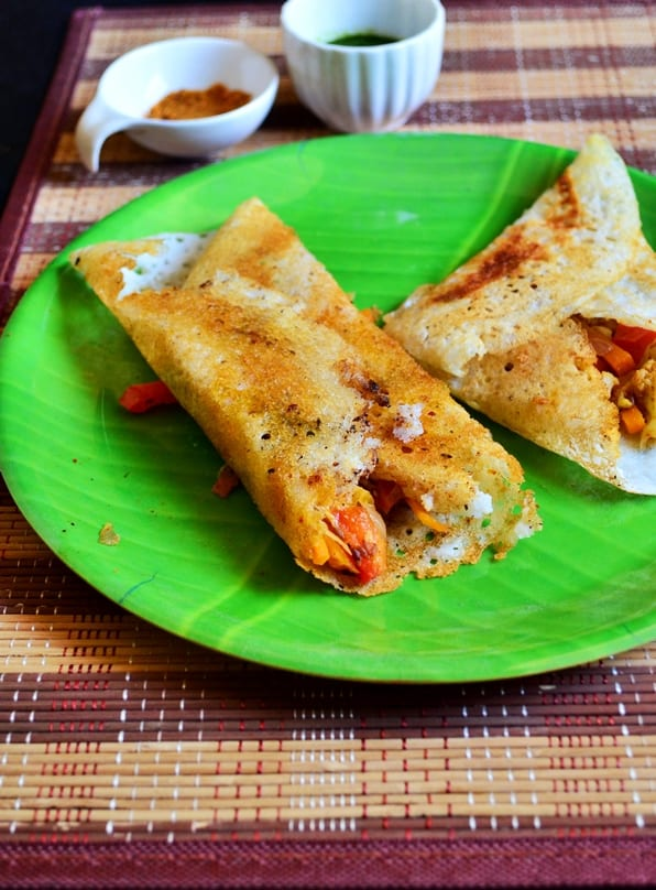 vegetable masala dosa recipe3