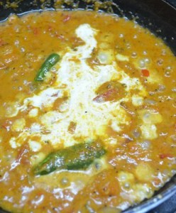 cauliflower korma step7
