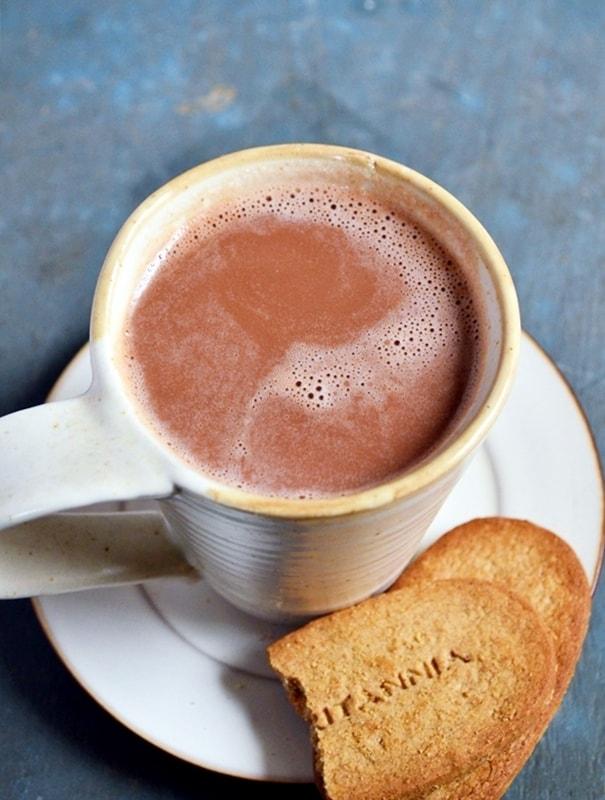 nutella hot chocolate recipe.1