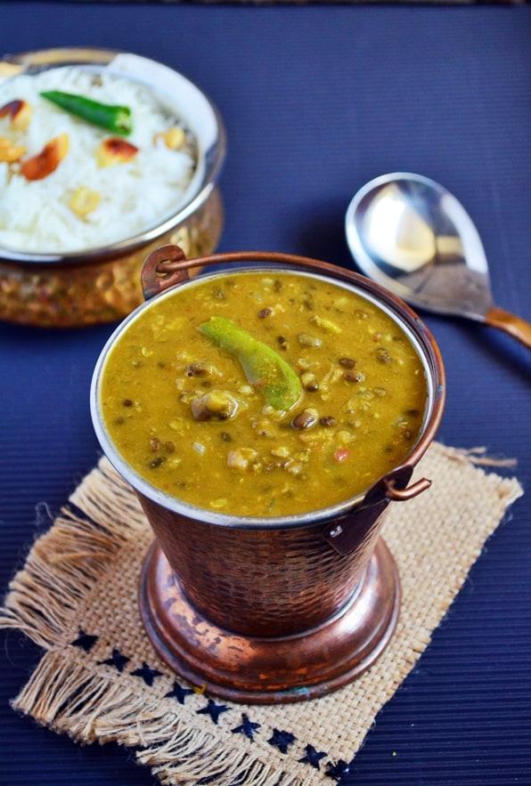 Restaurant style dal makhani recipe2