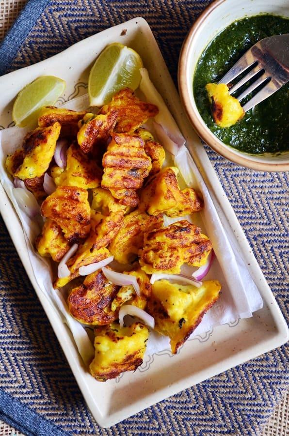 easy gobi tikka recipe2