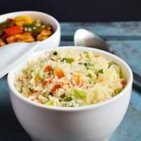 Quick veg fried rice recipe| Veg fried rice-easy recipe