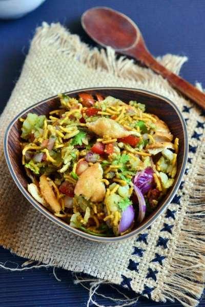 Bhel puri recipe | How to make bhel puri recipe | Easy chaat recipes