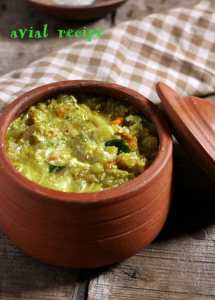 avial recipe, how to make avial recipe