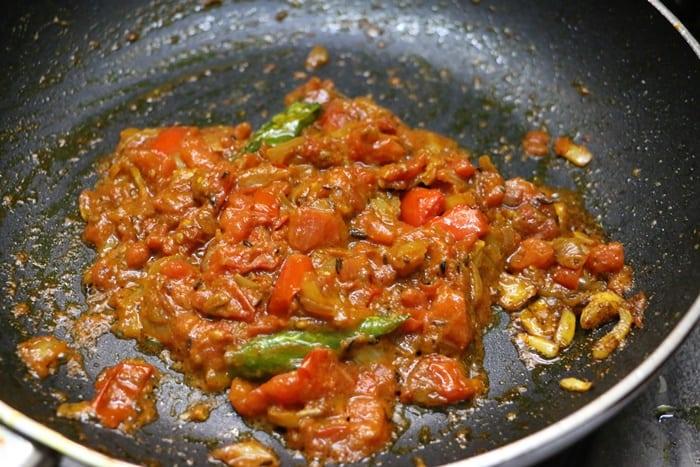 bhindi masala step7