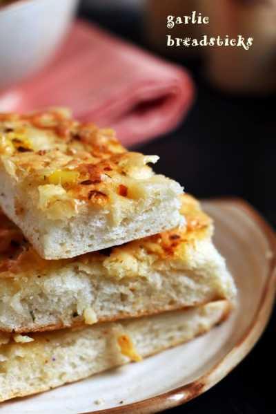 Garlic bread sticks recipe, how to make garlic bread sticks