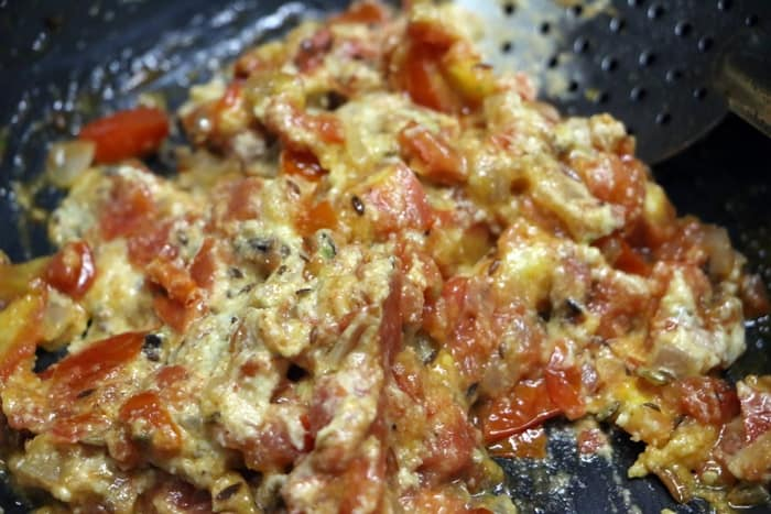 tomato curry step 7