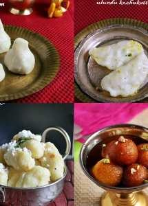 Ganesh chaturthi 2016 recipes   Vinayaka chaturthi 2016 recipes