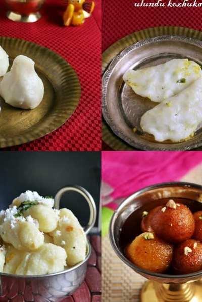 Ganesh chaturthi 2017 recipes | Vinayaka chaturthi 2017 recipes