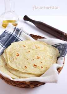 Flour tortilla recipe   How to make tortilla recipe