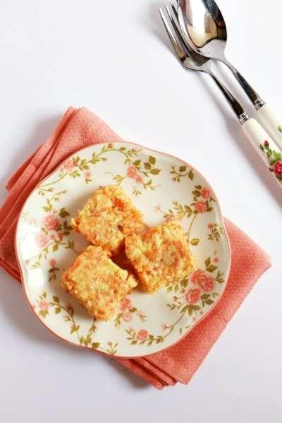 Carrot kalakand recipe |easy kalakand recipe