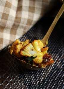 Cauliflower curry recipe | Easy cauliflower fry recipe