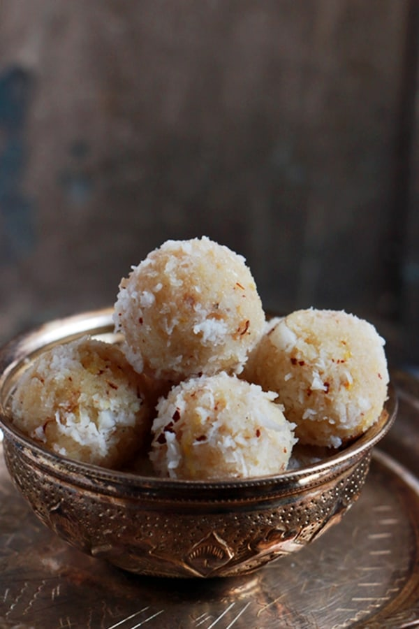how to make indian sweets with condensed milk