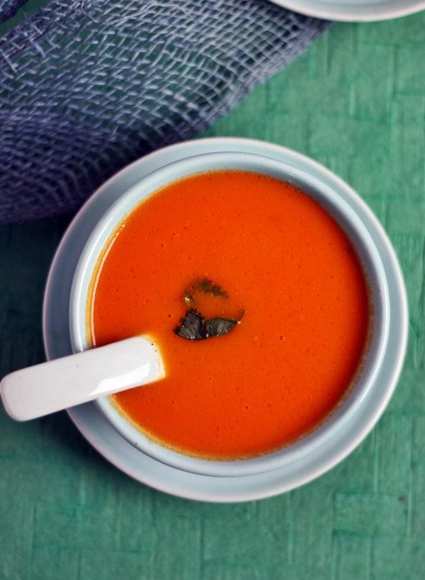 carrot tomato soup recipe b