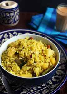 Kanda batata poha recipe | Easy breakfast recipes