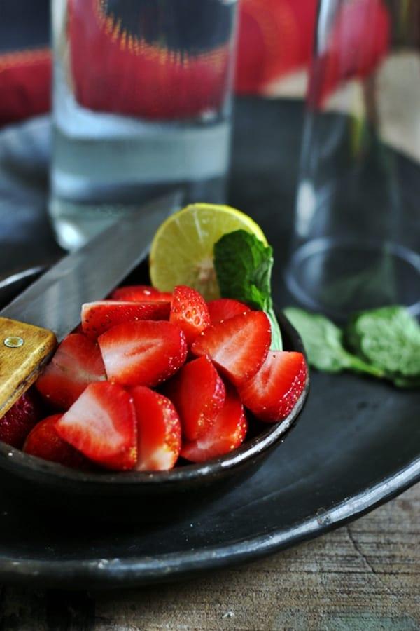 strawberry mojito recipe a