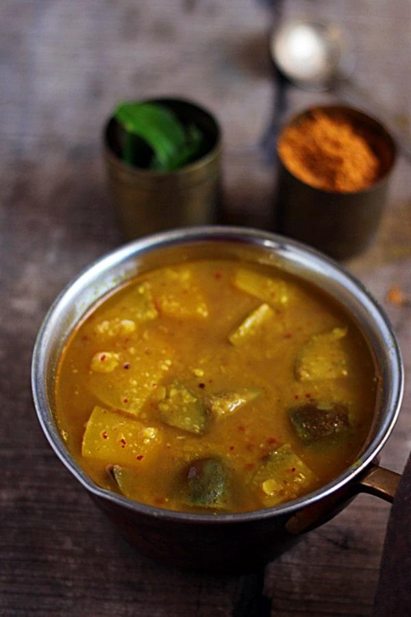udupi sambar recipe b