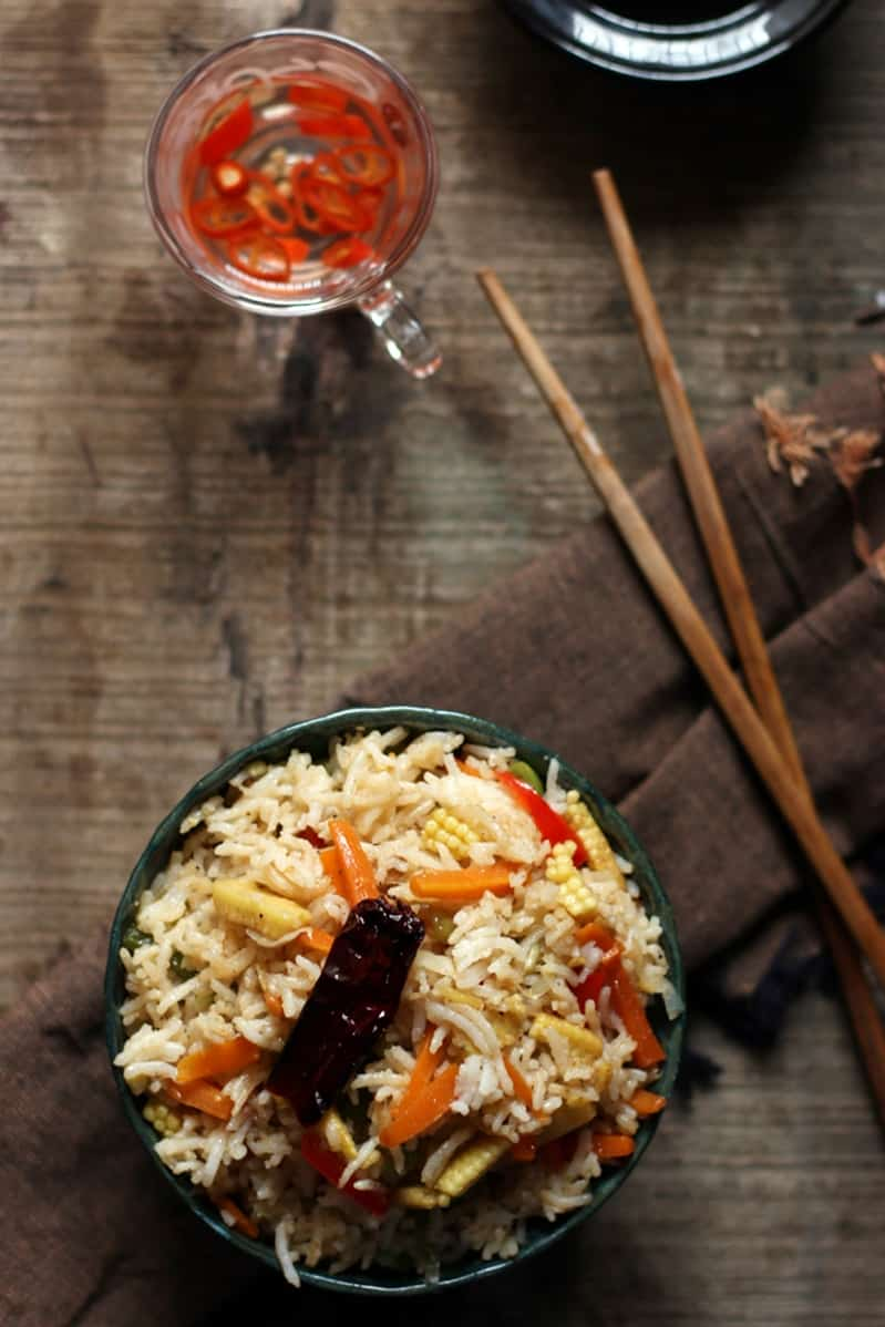 singapore fried rice recipe b