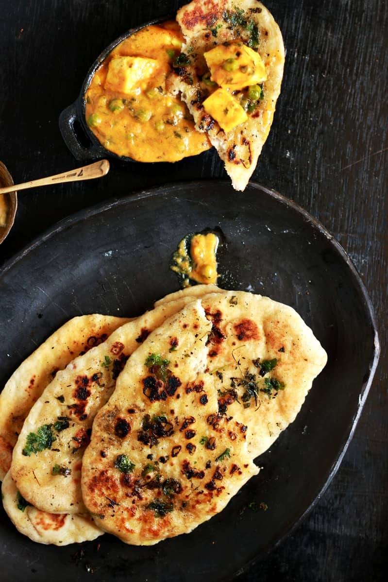 butter naan recipe b