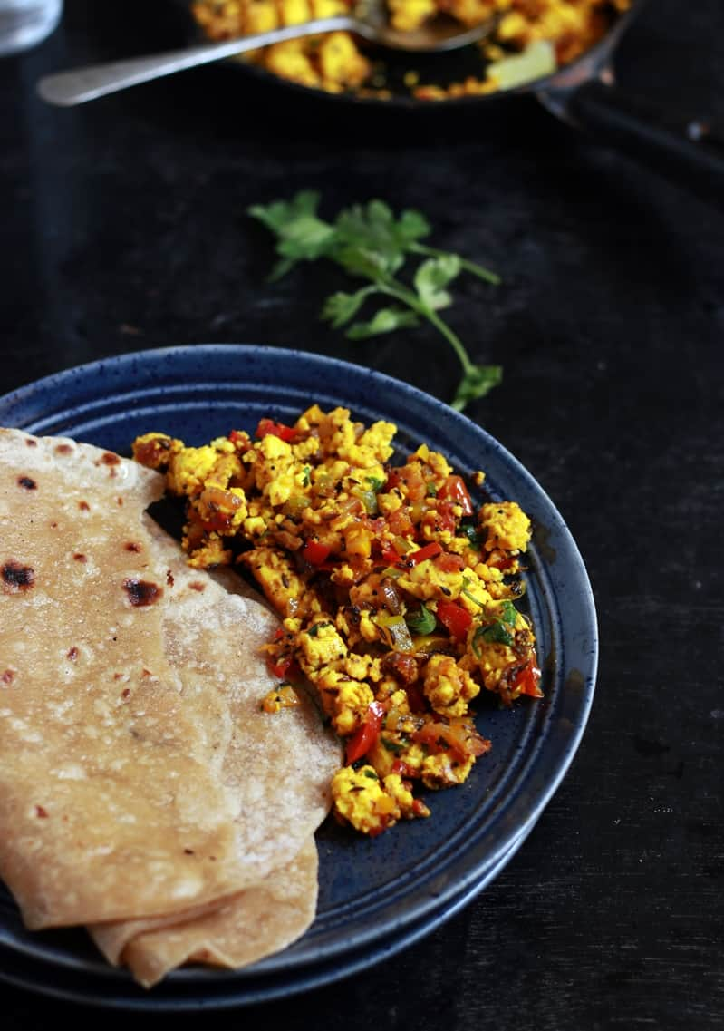 paneer bhurji recipe c