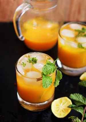 mango mojito-mango recipe