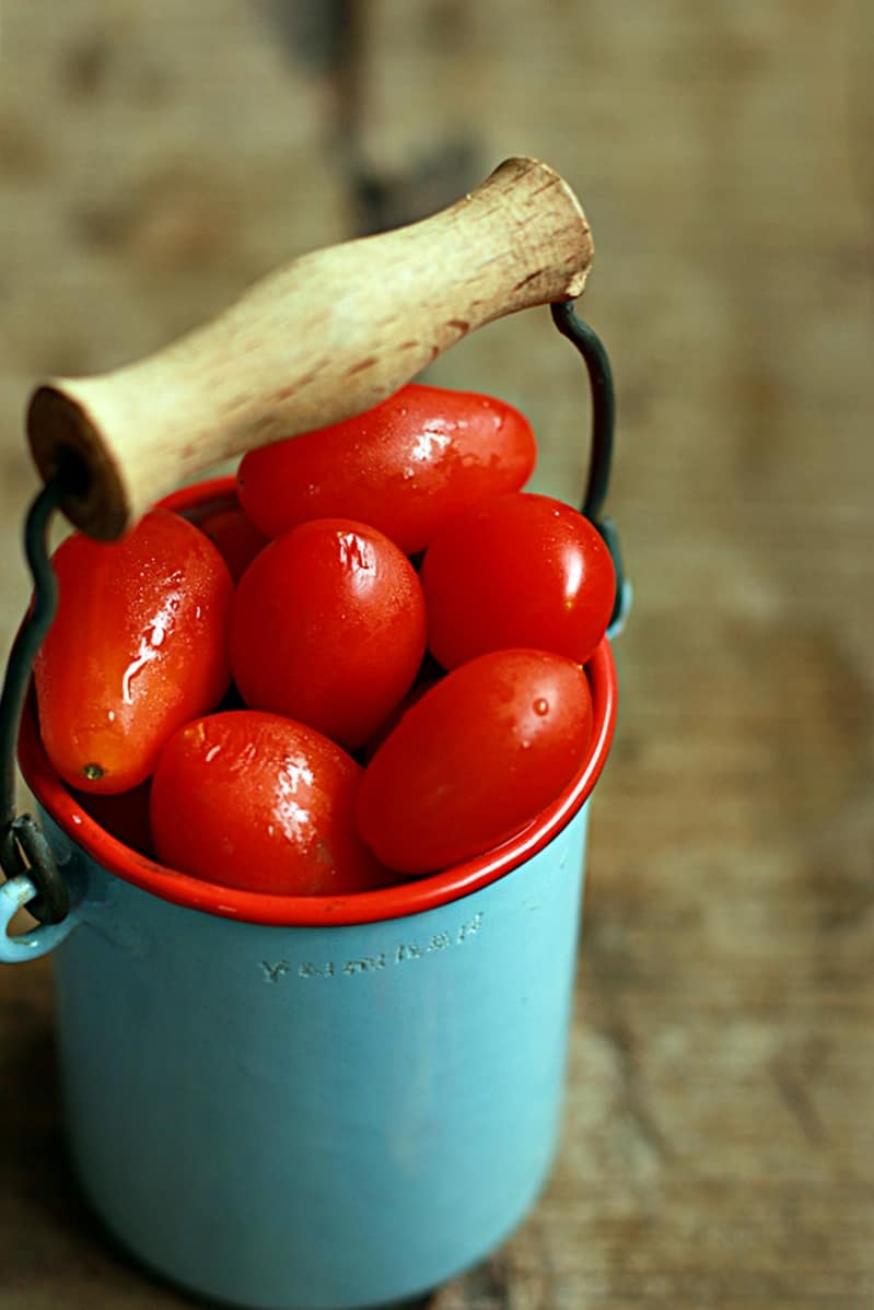 cherry tomatoes a