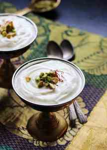 Shrikhand recipe | Krishna janmashtami recipes