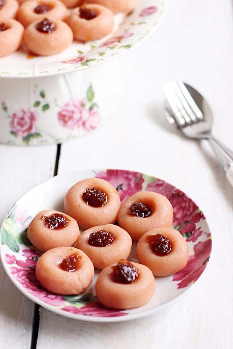 almond peda recipe