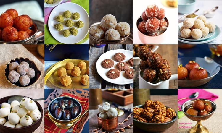 diwali 2016 sweets recipes collection