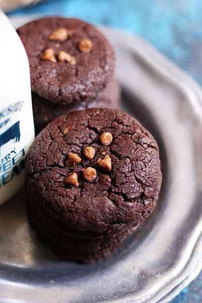 Brookies recipe | Brownie cookies recipe