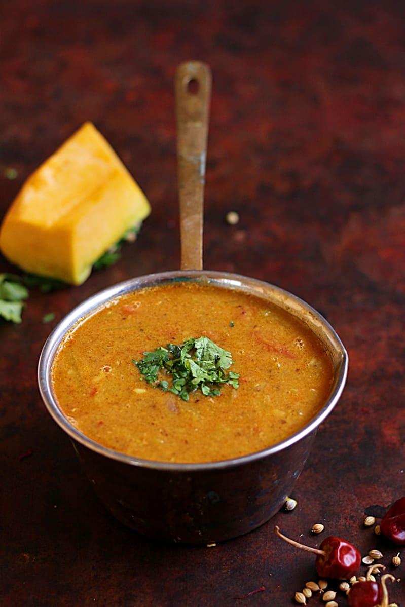 how to make madras sambar