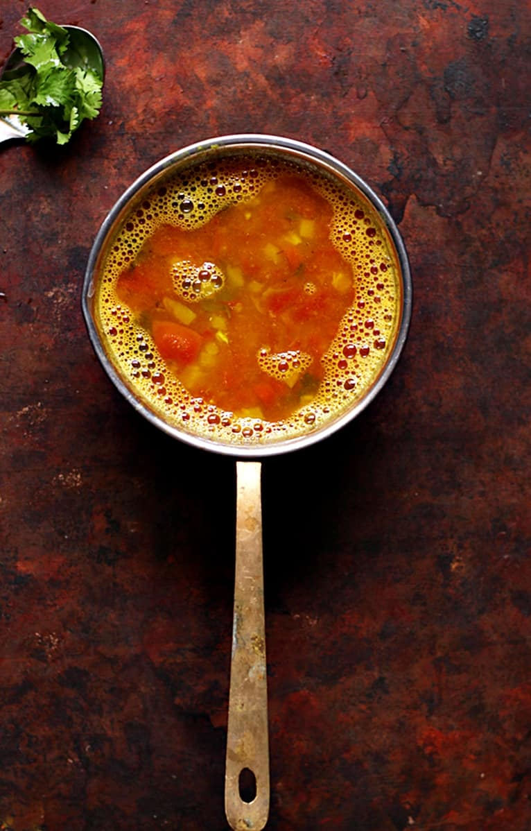 pineapple rasam recipe a