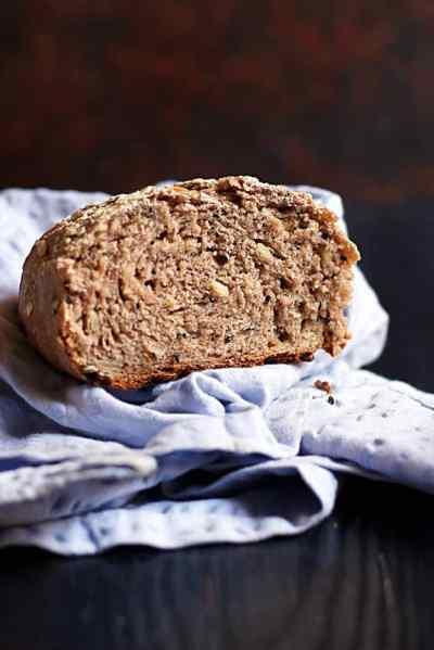 Multigrain bread recipe | multigrain seed bread recipe