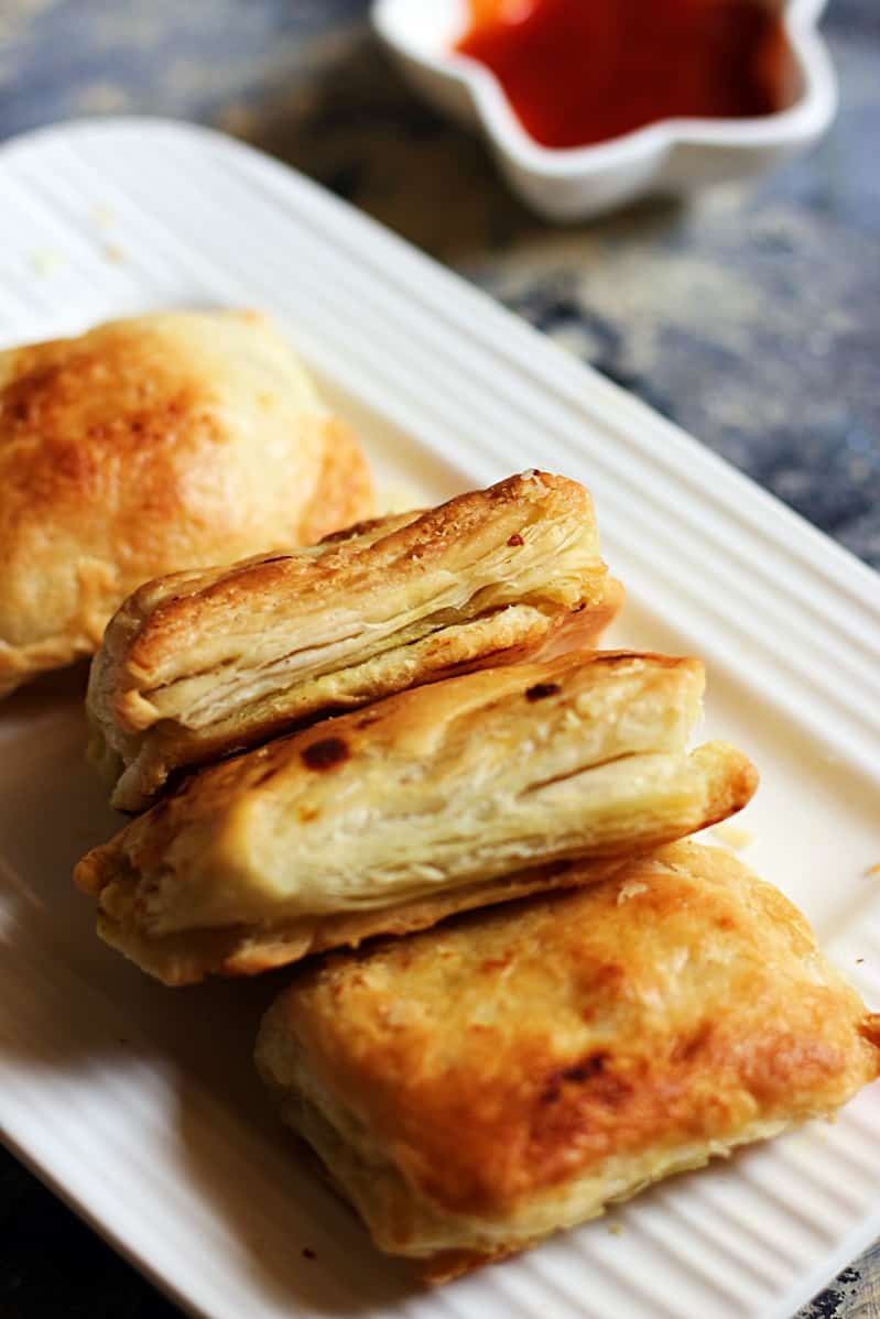 veg puff recipe d