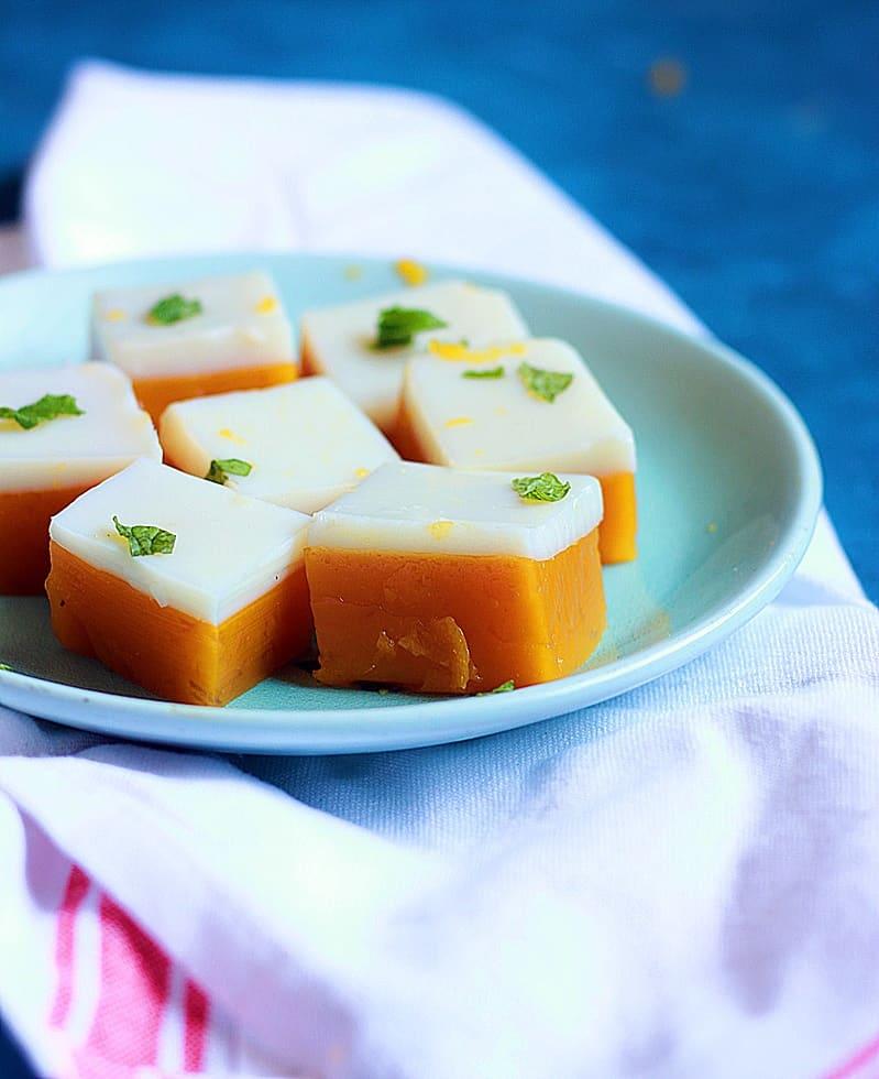 mango coconut jelly recipe a